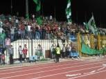 جماهير الاتحاد تحتشد باستاد الإسكندرية لمؤازرة الجهاز الفني واللاعبين