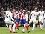 أتلتيكو مدريد يخطف فوزا ثمينا من غرناطة بالدوري الإسباني (فيديو)