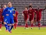 الموعد والقنوات الناقلة لمباراة آيسلندا وبلجيكا في دوري أمم أوروبا