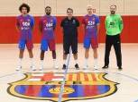 برشلونة يقدم علي زين ضمن الصفقات الجديدة: بارع في الدفاع والهجوم «صور»