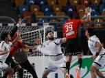 منتخب مصر يكتسح الاتحاد الروسي 15\8 في الشوط الأول بمونديال اليد