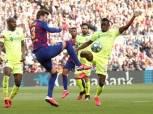 برشلونة يستضيف خيتافي اليوم 29-8-2021 في الدوري الإسباني