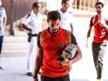 بالصور| «فتحي وزكريا» يتوجهان إلى تونس لدعم الأهلي في موقعة أفريقيا