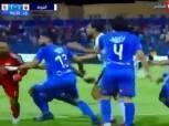 بالفيديو.. وصلة ضرب لحارس الجونة من لاعبي الزمالك بعد هدف التعادل