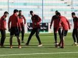 مستبعدو الأهلي يخوضون مرانا بملعب «التتش»