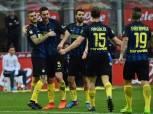 الدوري الإيطالي|«إنتر ميلان» يُنهي الشوط الأول 2/0 أمام «تورينو»
