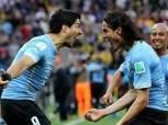 كافاني يعود لقائمة أوروجواي في مواجهتي تشيلي والإكوادور بتصفيات المونديال