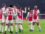 أياكس يكتسح سباكينبورج بسباعية في كأس هولندا