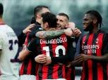 ميلان يحول تأخره أمام فيورنتينا لانتصار مثير بالدوري الإيطالي «فيديو»