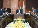 وزير الرياضة يجتمع بأعضاء اللجنة المنظمة لمونديال شباب السلة لتذليل العقبات