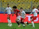 بـ «مشاركة ثنائي الزمالك»| المنتخب المغربي يتقدم على تونس بـ «هدف» في الشوط الأول
