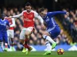 الدوري الإنجليزي| «هازارد» يقود تشكيل تشيلسي المتوقع ضد أرسنال