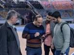 اتحاد الجمباز يعاين صالات ستاد القاهرة قبل استضافة كأس العالم