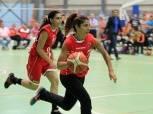 «سيدات سلة الأهلي» يواجه الأوليمبي في الدوري
