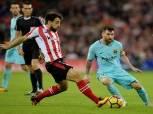 الدوري الإسباني| ميسي يقود تشكيل برشلونة المتوقع ضد بلباو