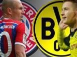 موعد مباراة «كلاسيكو ألمانيا» دورتموند ضد بايرن بايرن ميونيخ والقنوات الناقلة لها