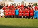 رئيس كوكاكولا يطالب لاعبيه بالفوز على إف سي مصر