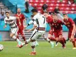 أهداف مباراة البرتغال والمجر.. كريستيانو رونالدو يسجل مرتين بالوقت القاتل
