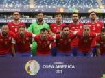أهداف مباراة أوروجواي وتشيلي.. فارجاس يتقدم لكتيبة لاسارتي «فيديو»