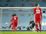 بهدف صلاح.. ليفربول يتعادل أمام مانشستر سيتي بالدوري الإنجليزي (فيديو)