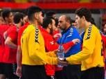 عبد الله السعيد وأحمد حسن يتوجهان برسالة لمنتخب ناشئي اليد بعد حصد بطولة العالم