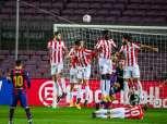موعد مباراة برشلونة وأتلتيك بلباو في نهائي كأس ملك إسبانيا والقنوات الناقلة والتشكيل المتوقع