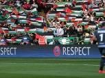 """سيلتيك ينتظر """"تقييم"""" الاتحاد الأوروبى لحمل أعلام فلسطين أمام فريق """"الكيان الصهيونى"""""""