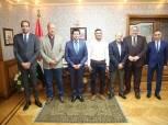 """وزير الرياضة يكرم """"كيشو"""".. ويستعرض خطة إعداده لأولمبياد طوكيو"""