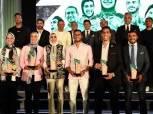 أشرف صبحي ورئيس الأولمبية يشهدان احتفالية نادي زد لتكريم الأبطال