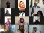 وزارة الرياضة تواصل فعاليات مبادرة المشاورات الشبابية العربية