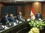 وزير الرياضة يجتمع باللجنة المنظمة لكأس العالم لكرة اليد 2021