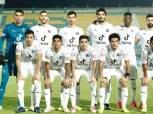 مباراة قوية بين بيراميدز والمصري في الدوري