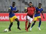 «حسام عاشور» يُغادر مباراة كمبالا مصابًا