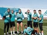 بالصور| «زيدان» يسافر إلى ميونيخ بقائمة ريال مدريد بالكامل