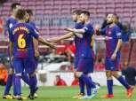 الدوري الإسباني  «ميسي وسواريز» على رأس قائمة برشلونة لمواجهة اتلتيكو مدريد