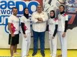بعثة التايكوندو تعود للقاهرة بـ11 ميدالية في دورة الالعاب الافريقية