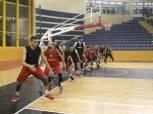 منتخب السلة يواصل استعداداته للمرحلة الثالثة بالتصفيات المؤهلة لكأس العالم