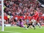 كريستيانو رونالدو يقود هجوم مانشستر يونايتد ضد أستون فيلا بالدوري