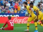 برشلونة يخسر وريال يتعادل.. شاهد أهداف الجولة 12 في الدوري الإسباني