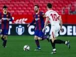 موعد مباراة برشلونة وإشبيلية والقنوات الناقلة والتشكيل المتوقع