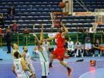 الأهلي يفوز على الاتحاد السكندري ويشعل المنافسة على قمة دوري السلة