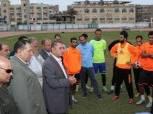 مدرب كفر الشيخ: مباراة المنصورة صعبة ولا يستهان بها
