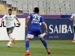 70 دقيقة| تراجع للاعبي المصري والتعادل السلبي مازال قائم