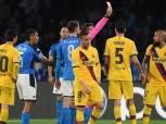 """يويفا يؤكد إقامة مباراة برشلونة ونابولي في """"كامب نو"""""""