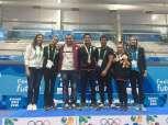 أولمبياد الأرجنتين| الجمباز يحصد «فضية وبرونزية»