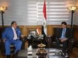 رئيس الاتحاد الأفريقي للمصارعة يتابع جاهزية مصر لأولمبياد الشباب 2022