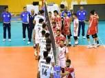 منتخب البحرين يفوز على عمان بـ «افتتاح البطولة العربية للطائرة»