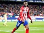 أرسنال يتقدم بعرض رسمي لأتلتيكو مدريد لضم توماس بارتي