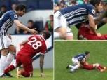 لاعب ليفربول يتحدث عن واقعة تدخل أحمد حجازي العنيف