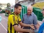 المصري يفاوض أحمد على مهاجم المقاولون